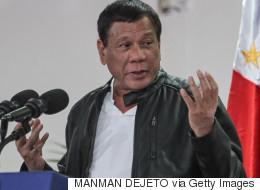 두테르테가 필리핀 남부에 계엄령을 선포했다