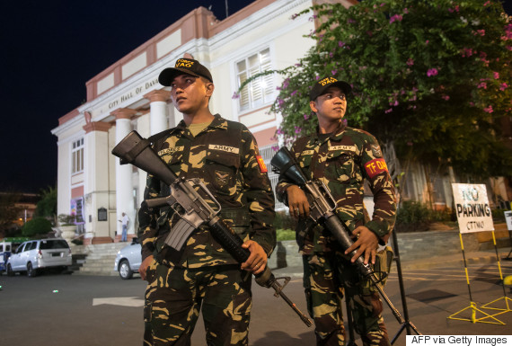 philippine islamic militant