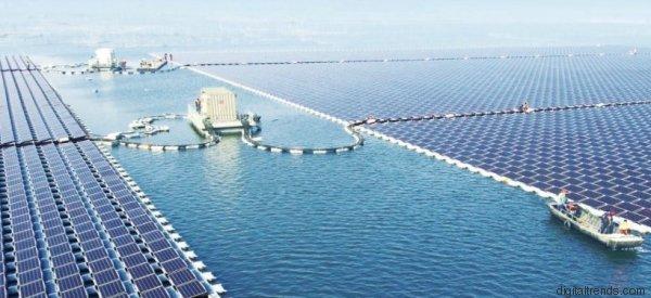 Meilenstein für den Klimaschutz: In China geht die größte schwimmende Solaranlage der Welt ans Netz