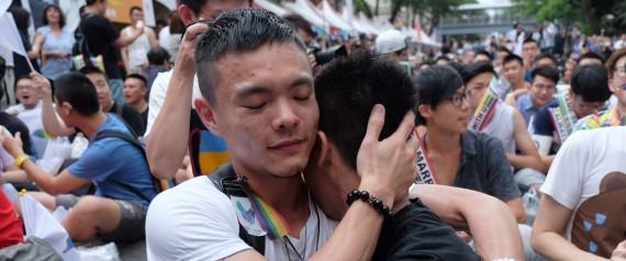 TAIWAN TAIPEI SAME SEX