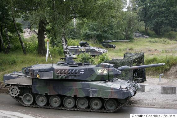 bundeswehr armor