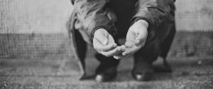 Begging Man