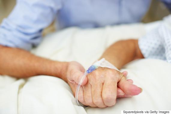 hospital hand