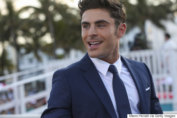 Zac Efron Talks Confid... Zac Efron