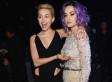 Miley Cyrus denkt, Katy Perrys