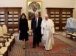 Να γιατί η Melania Trump ντύθηκε στα μαύρα όταν συνάντησε τον Πάπα Φραγκίσκο