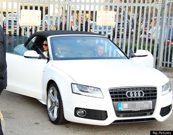 photo of Jack O'Connell Audi - car