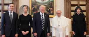 Papst Franziskus Donald Trump