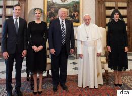 Warum Donald Trump mit Papst Franziskus hinter verschlossenen Türen diskutiert