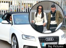 Tulisa New Wheels