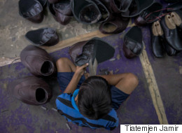 A Life I Can't Imagine For My Teenage Son: Shoe Maker