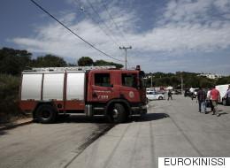 Έκρηξη με τραυματίες σε εταιρεία υγραερίου στον Ασπρόπυργο