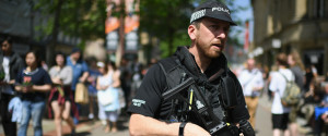 MANCHESTER ATTACK POLICE