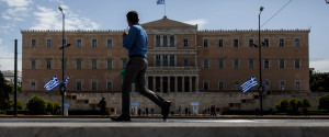 Negotiation Greece