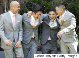 The Cost Of Being A Groomsman Might Shock You