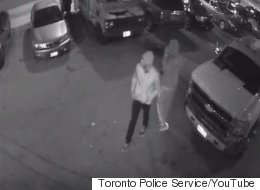 Toronto Police Release Murder Video In Hopes Of Identifying Killers