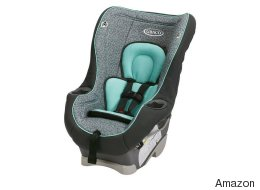 Graco Car Seats Recalled In Canada Over Harness Webbing Problem
