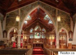 Beautiful, 146-Year-Old Ontario Church For Sale For $1