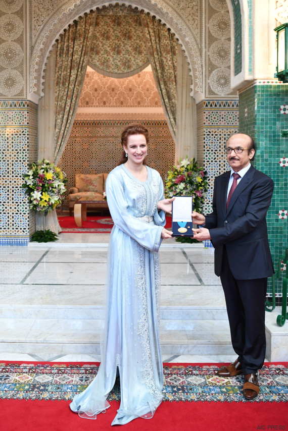 lalla salma cancer medaille oms