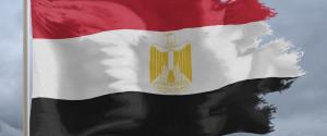EGYPT FLAG SKY