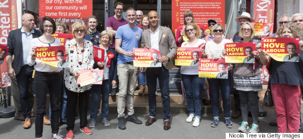 Hove And Portslade Deserves An MP That Believes LGBT+ People Should Be Celebrated