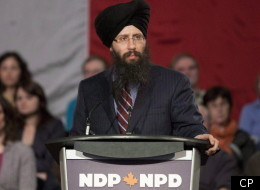Singh Urges Supporters To Make Mulcair Their Second Choice