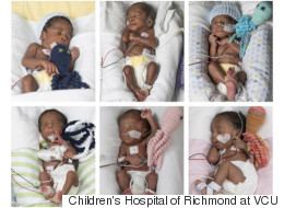 One Couple Welcomes Six Babies After 17 Years Of Trying For Kids