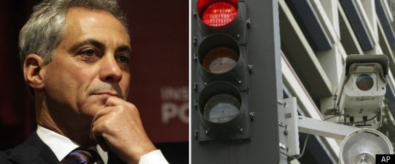 Chicago Speed Cameras Rahm Emanuel