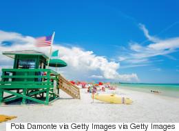 올해 '미국 최고의 해변'에 선정된 10곳 (리스트)