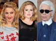 Karl Lagerfeld Adele: Madonna Blasts Designer Over 'Fat' Comments