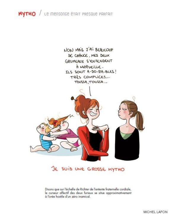Cette bd raconte la vie secr te des parents avec humour - Ce que les hommes aiment chez les femmes au lit ...