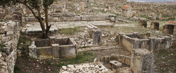ARCHEOLOGY ALGERIA