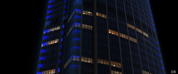 Tour Montparnasse Illuminations