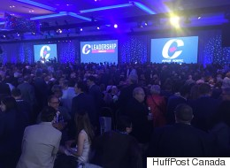 WATCH: Conservative Leadership Live Results 2017