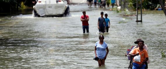 SRI LANKA FLOOD 2017