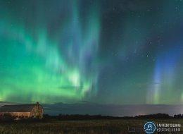 Ces photos d'aurores boréales sont époustouflantes