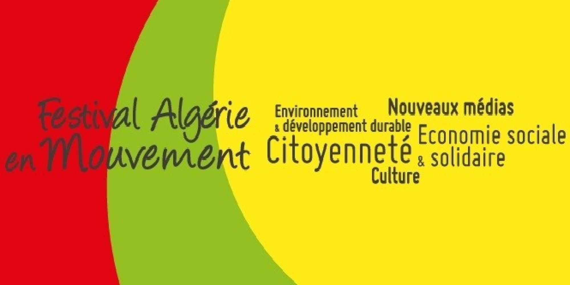 Le festival «Algérie en mouvement» à Paris du 27 au 30 septembre