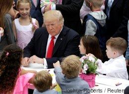 Eine Psychologin erklärt: US-Präsident Trump mit einem Kleinkind zu vergleichen ist unfair - gegenüber dem Kind