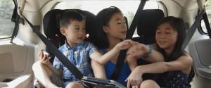 KIDS FIGHTING IN CAR