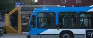 STM BUS MONTREAL