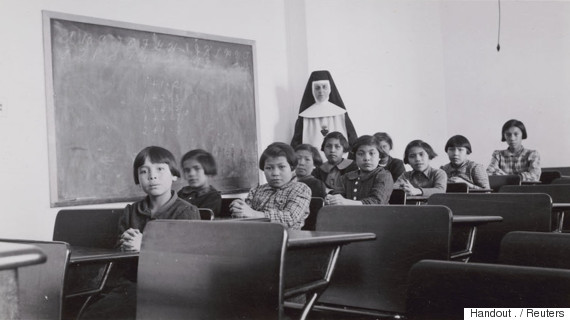 indian residential school system