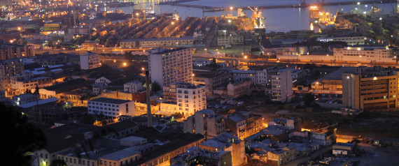 ALGIERS NIGHT