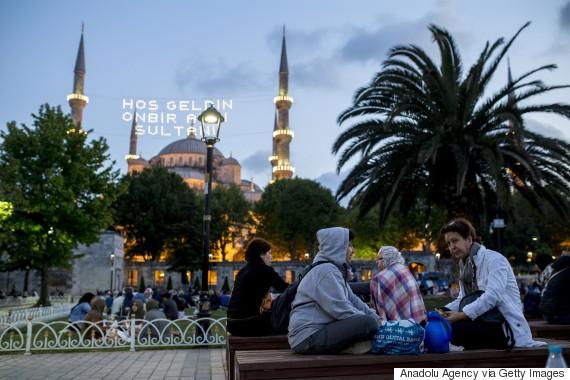 ramadan turkey