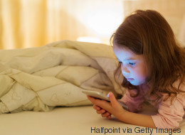 So krank macht die Smartphonenutzung Kinder - und auch Babys
