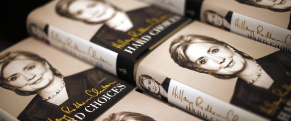 HARD CHOICES HILLARY