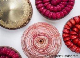 Ces gâteaux sont beaucoup trop beaux pour être mangés