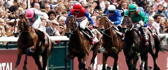 HORSE RACE NAKAYAMA