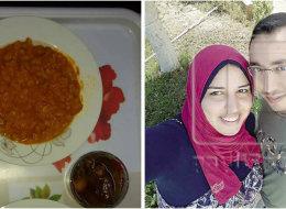 احتفظ بطعام طهته زوجته الراحلة لمدة عام.. ليتناوله في أول إفطار رمضاني