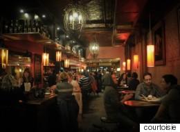 8 bars et restaurants encore aussi « cool » après tant d'années
