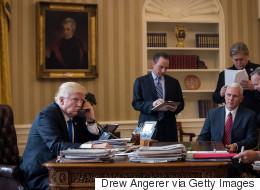 트럼프가 파리 기후변화 협정 탈퇴를 예고했다